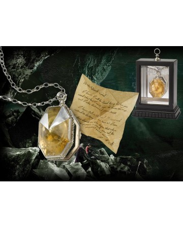 Harry Potter - Pendentif Horcrux Salazar Serpentard V2