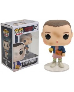 Stranger Things - Pop! - Eleven w/ Eggos