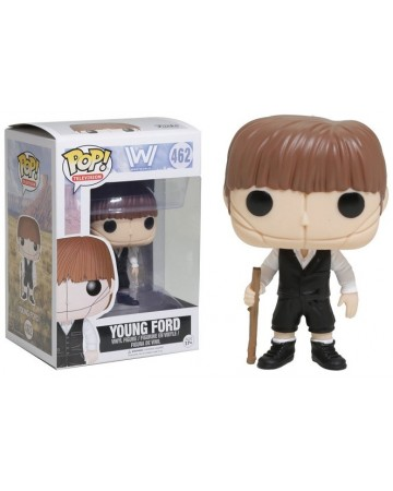 Westworld - Pop! - Young Dr. Ford