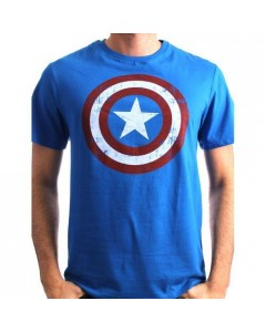 Captain America - T-Shirt Bouclier