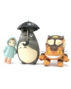 Mon Voisin Totoro - Set d'aimants Rain