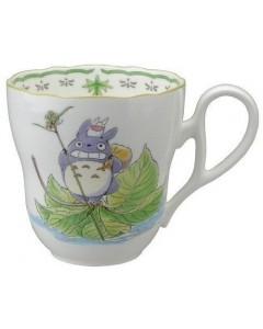 Mon voisin Totoro - Tasse porcelaine Totoro & Feuille