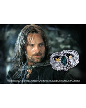 Lord of the Rings - Barahir Aragorn taille (argent massif)