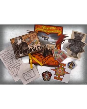 Harry Potter - Boîte d'artefacts de Ron