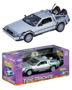 Retour vers le Futur I - réplique DeLorean 1/24