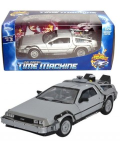 Retour vers le Futur II - réplique DeLorean 1/24
