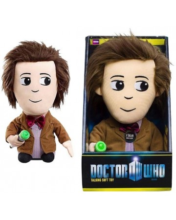 Doctor Who - grande peluche sonore 11th Doctor