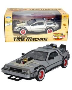 Retour vers le Futur III - réplique DeLorean 1/24