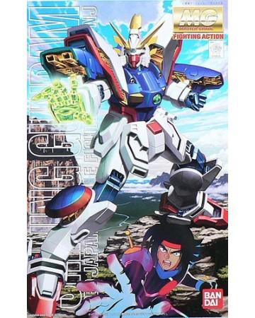 Gundam - MG 1/100 GF13-017NJ Shining Gundam