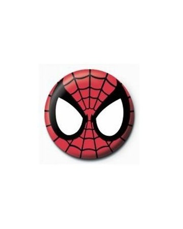 Spider-Man - Badge Eyes