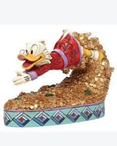 Disney - Traditions - Uncle Scrooge Treasure Dive