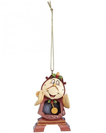Disney - Traditions - Ornement de sapin Cogsworth