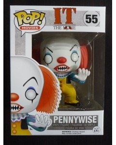 Stephen King - Pop! - It Pennywise Clown