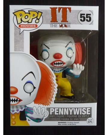 Stephen King - Pop! - It Pennywise Clown