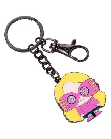 Harry Potter - porte-clé métal cutie Luna Lovegood