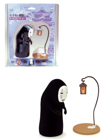 Spirited Away (Chihiro) - Figurine Kaonashi Collection Doll