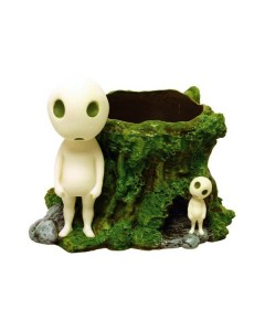 Mononoke Hime - Petit pot de fleurs Kodama