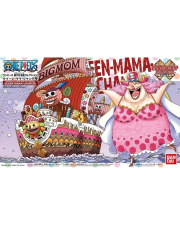 One Piece - Grandship Collection - Maquette Queen Mama Chanter