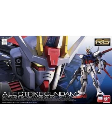 Gundam - RG 1/144 GAT-X105 Aile Strike