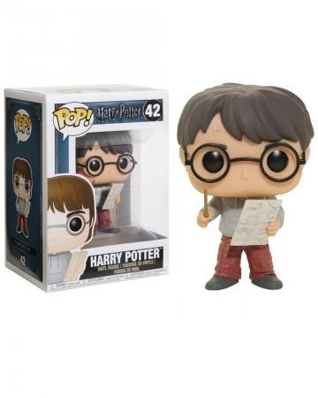 PRECO : Harry Potter - Pop! - Harry with Marauder's Map