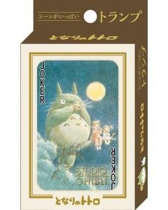Mon voisin Totoro - jeu de cartes