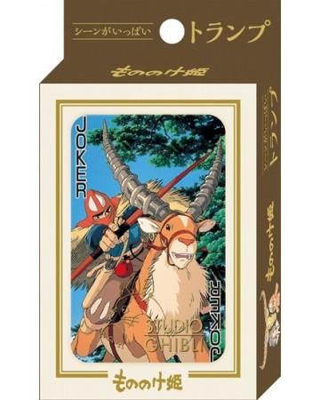 Mononoke Hime - jeu de cartes