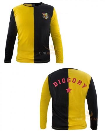 """Harry Potter - T-Shirt Cédric Diggory """"Tournoi des 3 Sorciers"""""""