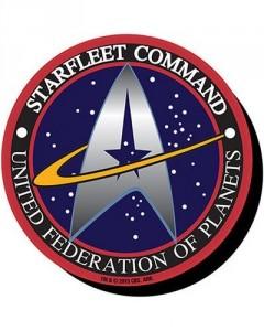 Star Trek - aimant Starfleet