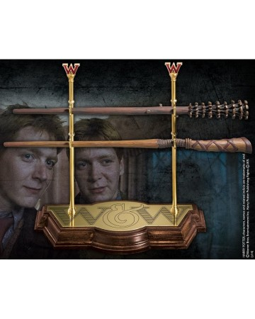 Harry Potter - Baguette Ollivander - Fred & Georges Weasley