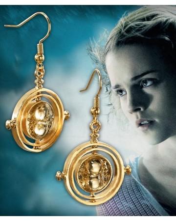 Harry Potter - Boucles d'oreilles Retourneur de Temps