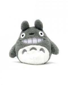 Mon voisin Totoro - peluche Funwari Totoro Gris sourire
