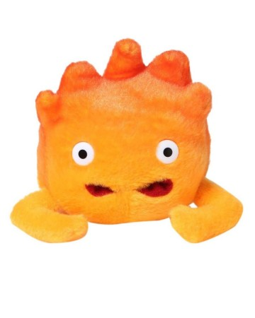 Howl's Moving Castle - Peluche Calcifer 14 cm