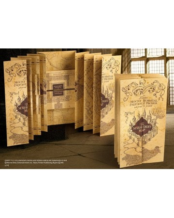 Harry Potter - Carte du Maraudeur