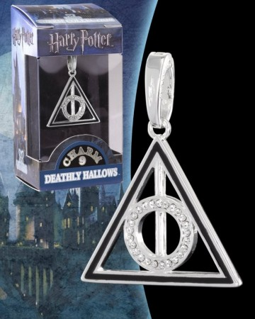Harry Potter - Charm Lumos - Deathly Hallows
