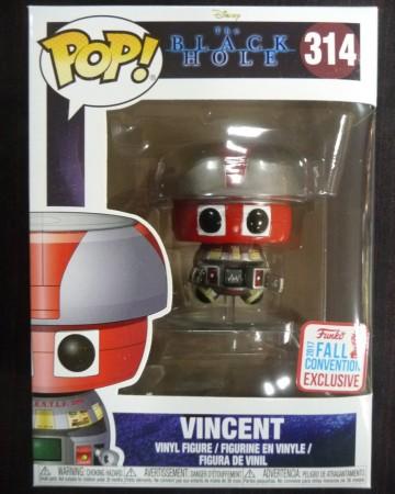 Disney - Pop! - Black Hole : Vincent (NYCC exclusive)