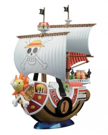 One Piece - Grandship Collection - Maquette Thousand Sunny