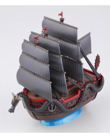 One Piece - Grandship Collection - Maquette Dragon's warship