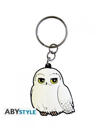 Harry Potter - Porte-clé PVC Hedwige