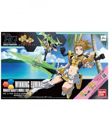 Gundam - HGBF 1/144 Winning Fumina