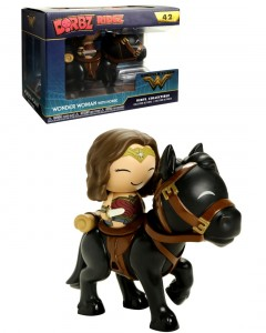 Wonder Woman - Dorbz Ridez - Figurine Wonder Woman w/ Horse