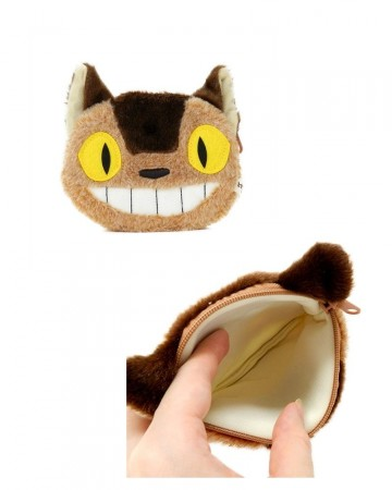 Mon voisin Totoro - Porte-monnaie Chatbus V2