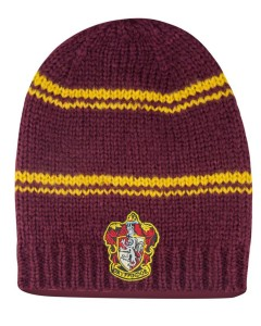 Harry Potter - Bonnet Long Slouchy Gryffindor