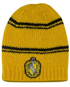 Harry Potter - Bonnet Long Slouchy Hufflepuff