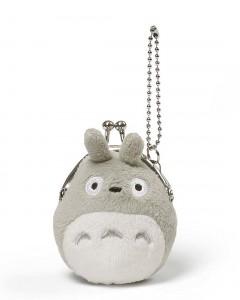Mon voisin Totoro - petit porte-monnaie fermoir clip