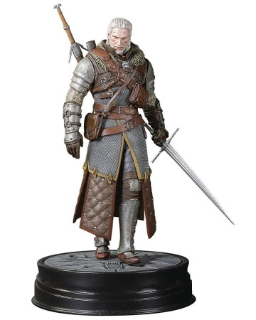 The Witcher 3 - Statue PVC Geralt Grandmaster Ursine