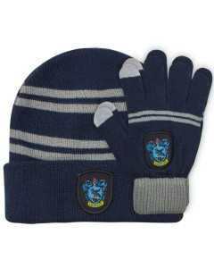 Harry Potter - Bonnet + gants Ravenclaw (enfant)
