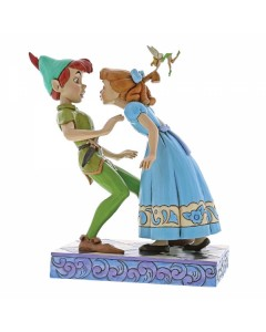 Disney - Traditions - An Unexpected Kiss (Peter & Wendy 65th Anniversary Piece)