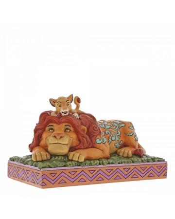 Disney - Traditions - Simba & Mufasa (A Father's Pride)
