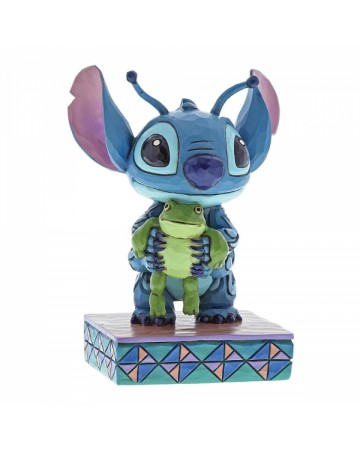 Disney - Traditions - Stitch with Frog (Strange Life-Forms)