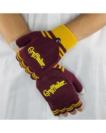 Harry Potter - gants moufles mitaines Gryffindor